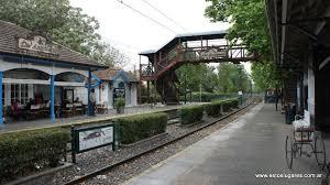 Resultado de imagen para tren a tigre barrios acasuso