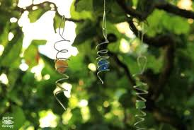 wind spinners hanging in the garden how to make spinner garden wind spinners