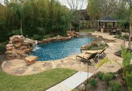 natural looking in ground pools. Free Form Swimming Pool Designs Captivating Pools Natural Looking In Ground
