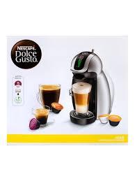 New nescafe dolce gusto genio 2 single serve espresso and coffee machine $119.00 Dolce Gusto Geniostarbucks Coffeerack Office Depot