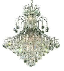 toureg 15 light 25 inch chrome dining chandelier ceiling light in elegant cut