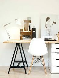 attractive white wood desk chair regarding wooden swivel