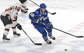 year pacts with Tampa Bay Lightning ...