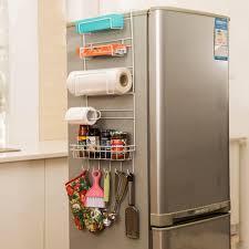 Racks For Kitchen Storage Popular Refrigerator Side Storage Buy Cheap Refrigerator Side