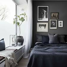Stylish Decoration Dark Gray Bedroom Top 25 Ideas About Dark Gray Bedroom  On Pinterest