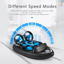 T&T <b>JJRC</b> H36F TERZETTO <b>3</b> in <b>1</b> Drone Boat Car Water Mode ...