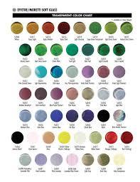 Effetre Color Chart Colour Charts For Effetre Double Helix Lampwork Glass