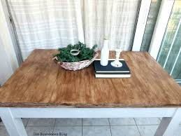 can you stain formica finished table with gel stain on top how to save an old