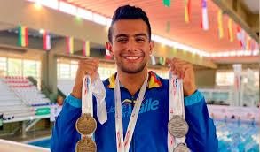 Por opinar de Uribe campeón de natación quedó sin patrocinio