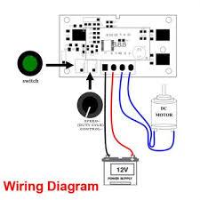v v v dc motor pwm speed control a digital display amp this dc motor speed controller