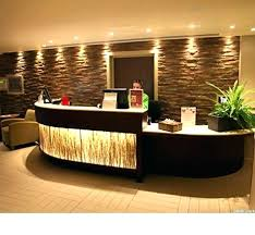 reception office desks. Reception Desk Ideas Front Office Furniture Outstanding On Desks Design Small Salon Id
