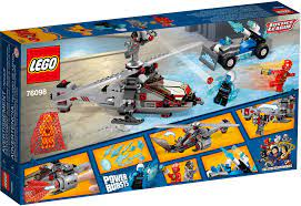 Đồ chơi lắp ráp LEGO DC Comics Super Heroes 76098 - The Flash đại chiến  Người Băng (LEGO DC Comics Super Heroes 76098 Speed Force Freeze Pursuit)  giá rẻ tại cửa hàng