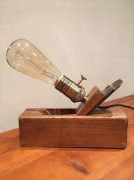 homemade lighting ideas. Exellent Homemade Steampunk Lamp Support Bougie Industrial Lamps Woodworking Lamp  Ideas Antique Vintage Homemade Lighting Light In Lighting Ideas I