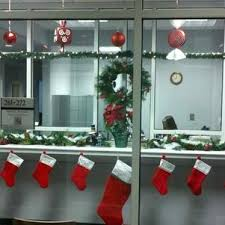 christmas office decorating themes. Office Decoration Thumbnail Size Christmas Decorating Themes Best Decorations Whoville . Cubicle Sophisticated L