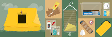Packing Lists FridayFIX: Camping Packing Lists and Tips