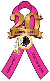 Think Pink | Washington Redskins - Redskins.com