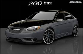 chrysler 200 2014 red. 2011 chrysler 200 super s by mopar 2014 red