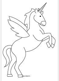 Lusso Disegni Da Stampare E Colorare Di Unicorno Avec My Little Pony