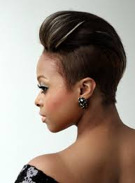 Short Hair Style For Black Girls top 15 most badass shaved hairstyles for black women 2017s 8901 by stevesalt.us