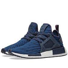 adidas mens shoes. adidas nmd_xr1 pk men\u0027s shoes collegiate navy/collegiate navy/core red ba7215 (8 mens d