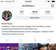 instagram business profiles how to set up and analyze your  instagram business profile settings