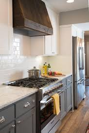 The Ivys Renovated Kitchen Has New Hardwood Floors Colorful - Vent hoods for kitchens