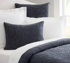 Washed Cotton Quilt & Sham | Pottery Barn & Scroll to Next Item Adamdwight.com