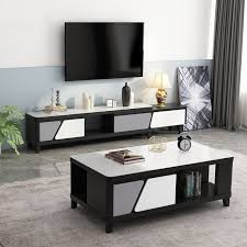 Triangle coffee table modern glass top with wood base, blackby interior modern decor(104). China Living Room Black White Simple Nordic Modern Wooden Glass Top Coffee Table Furniture China Wooden Coffee Table Modern Nordic Coffee Table