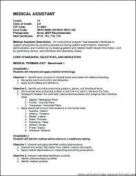 Sample Medical Assistant Resume Medical Office Administrative Sample