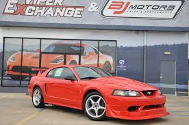 Want to buy a brand-new 2000 Ford Mustang Cobra R?