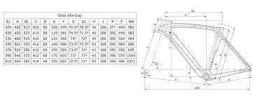 Bianchi Oltre Size Chart Bianchi Oltre Xr4 Disc Frame Kit 1d Gloss Celeste Gloss Black