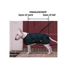 Manchester Terrier Size Chart Dog Coat Sizing Foggy Mountain Dog Coats