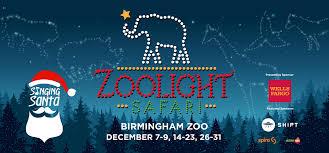 Birmingham Zoo Lights 2018 Zoolight Safari Presented By Wells Fargo Bham Now