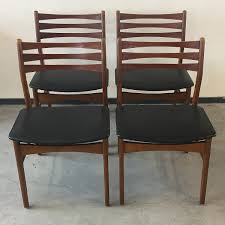 Danish Design Furniture Cheap Set Of 4 Vintage Danish Design Dining Chairs 1960s