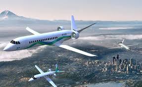 Hybridní Letadlo Otevírá Dveře Elektropohonu Do Letecké Dopravy