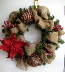 diy burlap ideas wreath ideas