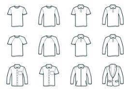 Free T Shirt Template 9 000 T Shirt Templates Free Vector Art