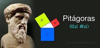 Resultado de imagen para pitagoras