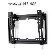 lg tv mount. loctek tilt tv wall mount bracket 14\u2033 \u2013 42\u2033 t1 lg tv w