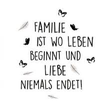 Wandtattoo Leben Raum Wohn Deko Familie Liebe Tattoo Spruch