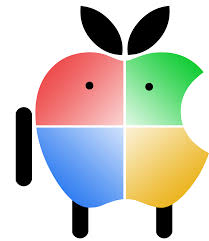 Apple Android Windows logo (Meaningless Drivel forum at Coderanch)