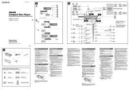 sony xplod stereo wiring diagram chunyan me Wiring-Diagram Sony Cdx-Gt290 at Sony Car Stereo Wiring Guide