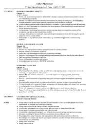 Web Analyst Resume Sample Ecommerce Analyst Resume Samples Velvet Jobs 12