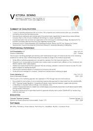 Best Resume Template Word Formats For Simply New C V Format Cv Doc