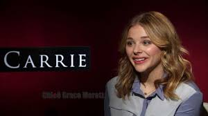 Chloe Grace Moretz Carrie Interview ...