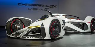 Chevy Chaparral 2X Vision Gran Turismo Concept Makes Its L.A. Auto ...