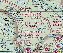 Aircraft Sectional Charts Airspace Guide Usa Chart Reading Tutorial C Aviation