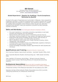 12 Sample Australian Resume Agenda Example