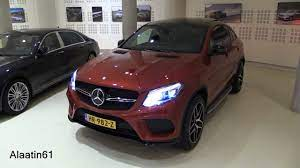 2017 mercedes benz gle450 amg coupe in depth review interior exterior. 2017 Mercedes Benz Gle Class Gle 450 Amg Coupe Start Up Exhaust In Depth Review Youtube