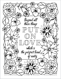 I can do all things through christ who this printable coloring page is a great christian kids activity to help children learn a memory verse. Coloring Pages For Valentine S Day Flanders Family Homelife